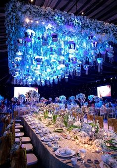White pearl decoration wedding reception table setting ideas pf decoration junglespirit Images