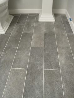 bathroom floor tile matte finish - Google Search right color only I want shorter wider tiles i think