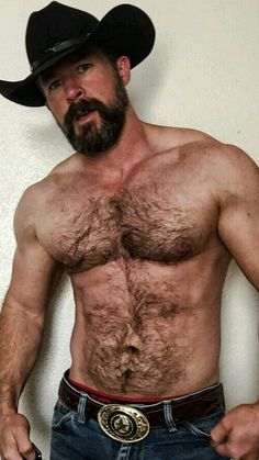 Here you will find a large collection Hot Cowboys and Redneck country men. Hot Country Boys, Cowboys Men, Cowboy Up, Cowboy Baby, Cowboy Boots, Bear Men, Beard No Mustache, Hairy Chest, Mature Men
