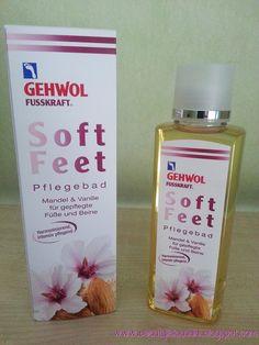 GEHWOL FUSSKRAFT Soft Feet Pflegebad  http://beautylicioushihi.blogspot.de/2015/06/gehwol-fukraft-soft-feet-pflegebad.html