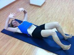 Ejercicios abdominales hipopresivos durante el postparto   Forma Física Post Parto