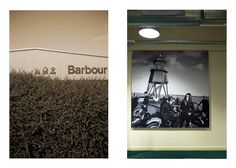 Barbour / Planche 1 / Extrait Reportage
