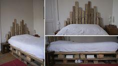 Une tête de lit à hauteur variable
