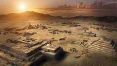 5 Lost Ancient Cities Uncovered from the Past - RiseEarth