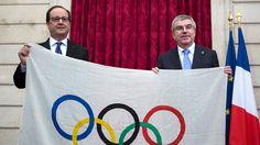 IOC president Bach impressed by Paris 2024 bid