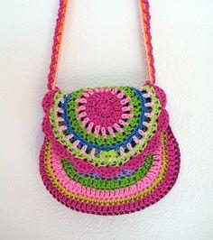 crochet bag para cuando crezca Natalia