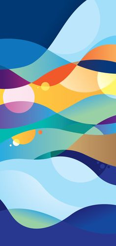 Color, bold, shape, creative in Illustration