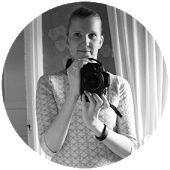 Handmade in Finland.: Mustavalkoiset Marimekko-villasukat. Marimekko