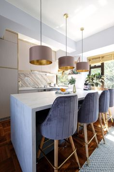 Erin Hung, the founder behind the London-based stationery company BerinMade, remodeled this small Hong Kong apartment with her husband Ben.