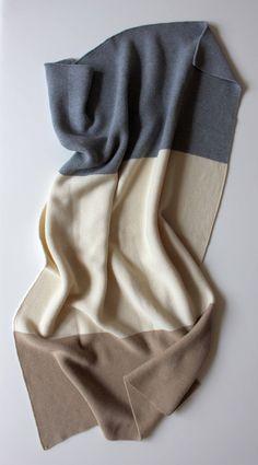 Cotton Baby Blanket - Thayer