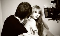 Making of Amor Amor  With Edie Campbell and Luke Worral