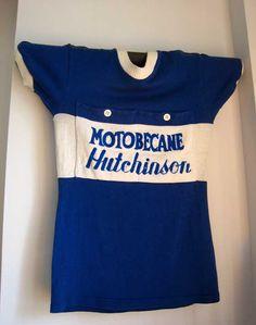 Wool 2-button Motobecan Hutchinson