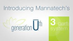 Mannatech's Generation Ūth 3-step system is the hottest skin care innovation on the market today and is changing the way...