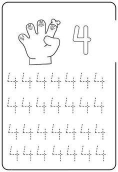 Risultati immagini per çizgi çalışmaları - Best Pins Live Preschool Number Worksheets, Preschool Writing, Numbers Preschool, Preschool Learning Activities, Preschool Education, Preschool Printables, Kindergarten Worksheets, 5 Year Old Activities, Math For Kids