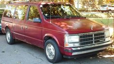 1988 Dodge Grand Caravan,