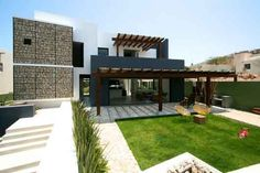 Green Architecture of Casa Gavion by Colectivo MX | Sustainable Architecture Design