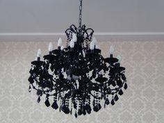 lustre preto decorativo - Pesquisa Google