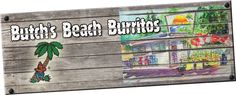 Butch's Beach Burritos  Grand Haven, Michigan