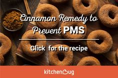 Don't let PMS control your life. These recipes will help you prevent and control your symptoms for a stress free PMS week.