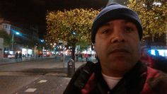 cold night centre city Touring