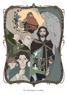 「【Tolkien】Eälindalë(22P)」/「WWWSSS」の漫画 [pixiv]