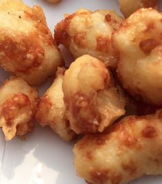 Perfect cheese curds from Original Cheese Curds at the MN State Fair