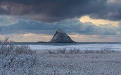 Andøya in Vesterålen, Norway