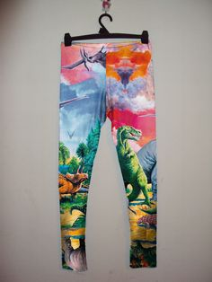 lol, Dinosaur Leggings