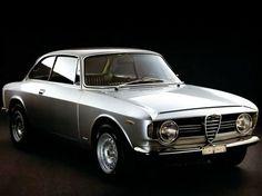 Alfa Romeo Giuilia Sprint GT Veloce 1967 Année de production 1963 - 1968 Production: 14.240 Unités