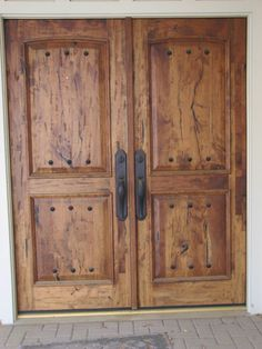 If this was my front door I would be so happy & mesquite doors   Doors gates portals to delight   Pinterest ... pezcame.com