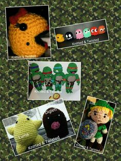 Some of my best work of 2015 😀 I Am Awesome, Crochet Hats, Amigurumi, Knitting Hats