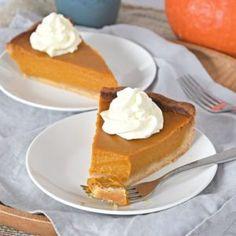 Sweet Desserts, No Bake Desserts, Dessert Recipes, Pumkin Pie, Happy Drink, Tasty Bites, Cupcake Cakes, Cup Cakes, Baking Recipes