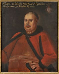 Muzeum Cyfrowe dMuseion - Portret Michała Tyszkiewicza h. Leliwa (?-przed 1703), starosty czeczerskiego