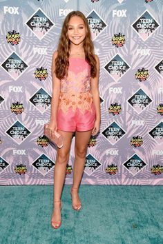 Maddie Ziegler aux Teen Choice Awards 2016