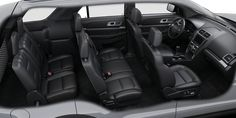 2016 Ford Explorer Sport Ingot Silver Interior 2017