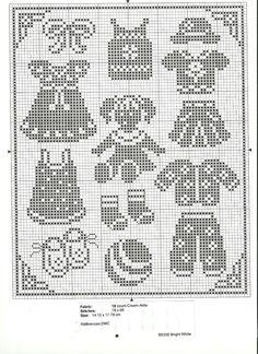 Points de croix *@* Cross stitch