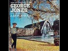 George Jones - They'll Never Take Her Love From Me - YouTube