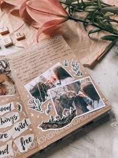 Bullet Journal Cover Ideas, Bullet Journal Lettering Ideas, Bullet Journal Notebook, Bullet Journal School, Bullet Journal Inspiration, Art Journal Pages, Bullet Journal Travel, Travel Journal Scrapbook, Bullet Journal Aesthetic