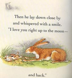 We read this book to O-man every night before bed. Or at least, recite it while turning the pages. I love it so much.
