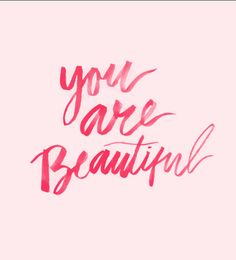 Just a reminder to all of our beautiful followers! xoxo
