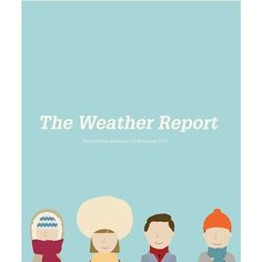 A never published cover for The Weather Report #throwback #illustration #graphic #design #graphicdesign #different #unique #vector #weather #statistic #infographic #people #winter #fashion #clothes #world #dublin #ireland #rome #italy #bratislava #slovakia #moscow #russia #blue #theguardianweekend #theweatherreport #winter #cold #mywork #janaspisak