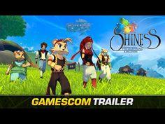 Shiness: The Lightning Kingdom got its Gamescom trailer | KeenGamer