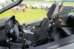 F-35 Lightning II cockpit