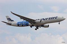 """Finnair """"Marimekko, Metsänväki"""", Airbus A330-300, 9.5.2013"""