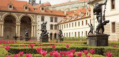 Prague Wallenstein Gardens