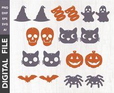 Teacher Para Spooky Teach Halloween Digital Cut File  SVG Vinyl Car Window Sticker   Decal   Monogram  Laptop Decal  Spider Ghost