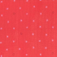 Collaborative, Cotton and Steel, Bespoke, DOUBLE GAUZE, Spark Coral