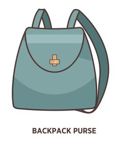 A purse is not just a purse. There are a ridiculous number of different types of handbags. Check out the 25 different types here. Types Of Purses, Types Of Handbags, Types Of Bag, Large Handbags, Backpack Purse, Pouch Bag, Crossbody Bag, Barrel Bag, Frame Bag