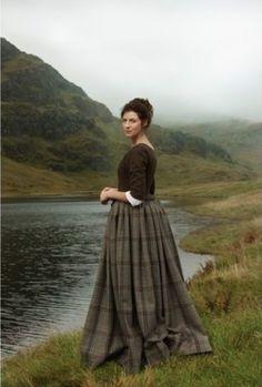 Caitriona Balfe Claire Outlander