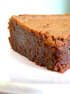 fondant chocolat chataigne recette pure gourmandise puregourmandise
